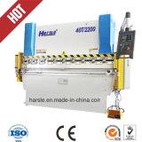 Bremsen-Maschine der Presse-Wc67 für Schlaufen-Stahlplatte China