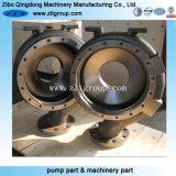 Moulage au sable Carter de pompe centrifuge en acier inoxydable