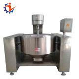 Sauce aux fruits de mer SUS 304 Poêle à frire électrique Poêle Prix de chauffage au gaz