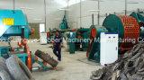 Garantia de qualidade aprovado pela CE Full automatic todo o triturador de Pneu