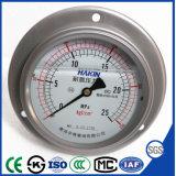 軸背部接続の振動高品質の抵抗力がある圧力計