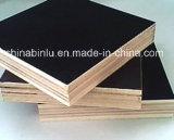 La película barata de la base del álamo de los materiales de construcción 18m m hizo frente a precio de la madera contrachapada