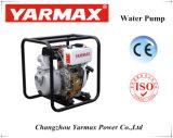 Pompa ad acqua diesel raffreddata aria portatile di funzionamento & facile