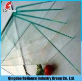 vidro desobstruído do frame do vidro de folha de 1.8mm/foto com ISO 9001