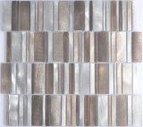 Metal 2017 y mosaico mezclado de cristal