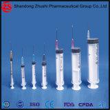 Heiße Wegwerfspritze des Verkaufs-10ml für intravenöse Einspritzung