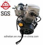 SGS 증명서 물에 의하여 냉각되는 72V 낮은 Rpm DC에 의하여 출력되는 자석 발전기