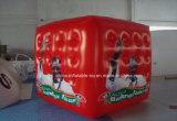 Modello gonfiabile rosso del peperoncino rosso, modello gonfiabile