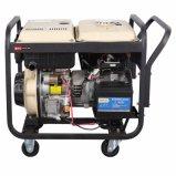 Genset diesel et &Generator réglé de soudeuse de soudeuse réglé (DWG6LE)