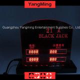 Limite elettronico della Tabella del black jack LED (YM-LC07)