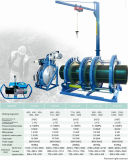 Máquina/tubo de la fusión de la soldadora/del tubo del tubo del HDPE que articula las máquinas/el tubo de la soldadura a tope Machine/HDPE que articula la máquina