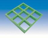 Quadratische geformte Vergitterung des Ineinander greifen-20X38X38 Fiberglass/FRP mit hochfestem korrosionsbeständigem