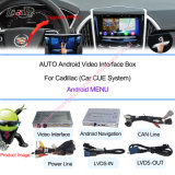 Navigation System on Android 4.2/4.4 for 14 Cadillac