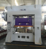 Folha de metal Km2-110 lateral reta que carimba a máquina da imprensa