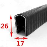 Guarnizioni del testo fisso del bordo del portello della gomma di silicone di U-Figura per l'automobile, Governo