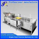 Моющее машинаа пузыря продуктов моря машинного оборудования еды