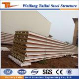 Панель сандвича для здания стальной структуры конструкции