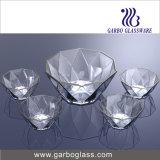 5PCS de Kom Tz5-GB16040 van het Fruit van het glas