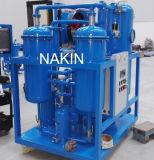2018 El equipo purificador de aceite de turbina de vacío (600L/H-18000L/H)