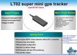 GPS mini carro alarme com alerta de excesso de velocidade, via SMS/Web/APP LT02-Ez