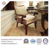 Hotel generoso muebles con silla de madera sólida (YB-O-16)