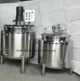 Chauffage électrique 300 litres réservoir de fusion de cire d'abeille à mixer