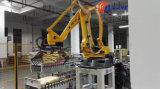 Robot automatico Palletizer/macchina per l'imballaggio delle merci di trasporto con palette dell'imballaggio del sacchetto della scatola per il pacchetto di Beverage&Food (V-PAK)