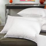 Бесплатные образцы полиэстер отель спальные подушки с полого волокна заправка