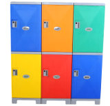 Bathroom gold Swimming Pool Changing Room Locker and Stool