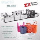 Totalmente automático máquina de hacer Bolsa Tejida (ZXL-E700).