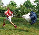 Doppelter laufender Rutschgeschwindigkeits-Widerstand-Trainings-Fallschirm