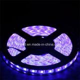 12V 5050 RGB LED SMD impermeables tira