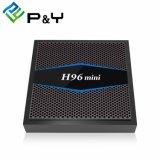 H96 MiniAndroid 7.1 intelligenter Fernsehapparat-Kasten, Amlogic S905W Vierradantriebwagen-Kern 2GB+16g Support DoppelWiFi