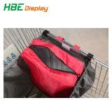 Grab bag bolsa Sacola de Compras Resuable para Carrinho de Compras