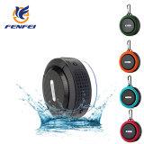 Qualität mit dem Ableiter-Karten-beweglichen drahtlosen blauen Zahn für Dusche-mini wasserdichten Lautsprecher