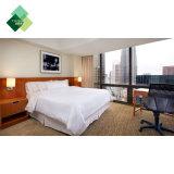 중국 공급자 Westin 호텔을%s 현대 나무로 되는 침실 거실 세트 가구