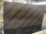 Shuttering van de Materialen van 1250X2500X21mm/20mm/18mm Concreet Zwart Bruin Film Onder ogen gezien Triplex