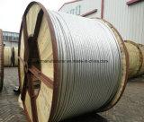 Standard di BACCANO di IEC di rinforzo acciaio di alluminio (ACSR) ASTM del conduttore di buona qualità