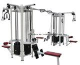 2016 Hotsale de Gymnastiek Van uitstekende kwaliteit 8 de Apparatuur van de Geschiktheid van de Post van de multi-Wildernis