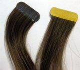 Estensione di trama dei capelli dell'unità di elaborazione di Remy del Virgin peruviano di Hotsale