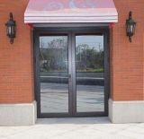 Дверная рама перемещена из ПВХ двери/черный цвет PVC распашной двери и окна и двери (PCD для настольных ПК-036)