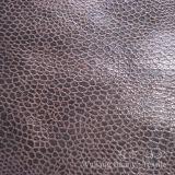 Composé en cuir de tissu de Microfiber Suedette de polyester pour les usages à la maison