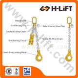 G80 scelgono l'imbracatura di sollevamento Chain dell'imbragatura a catena/lega del lato