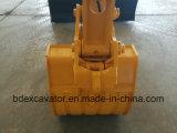 중국 보정 노란 새로운 작은 0.3m3 물통 바퀴 굴착기