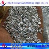 3003 1060 6063 سبيكة أنابيب ألومنيوم في عمليّة قطع جيّدة في ألومنيوم