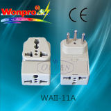 Universal Travel Adapter - Socket, Plug (WAII-11A)