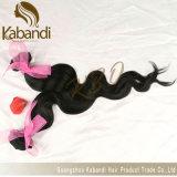Teints vierge non transformés brésilien humain Hair Extension (KBD001)