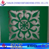 3003 Hoja de aluminio perforado para la decoración en la bolsa de aluminio
