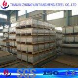 Het goede van de Hardheid Blad van het 7075/7175/Alznmgcu1.5- Aluminium in de Voorraad van het Blad van het Aluminium