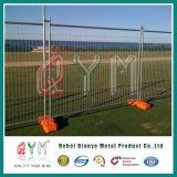 Portas provisórias baratas revestidas das cercas do PVC da natação da segurança para miúdos